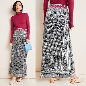 Cecilia Prado Bilbao sweater maxi skirt NWT